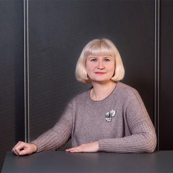 Инна Сеглюк, Главный бухгалтер