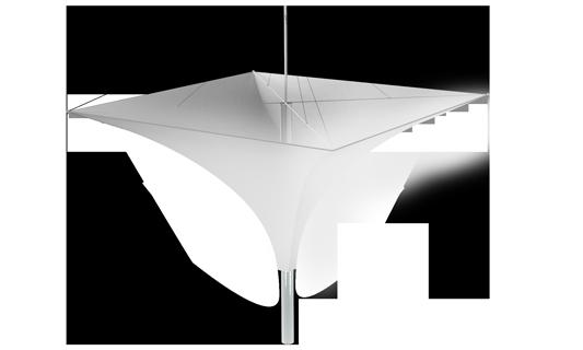 Модель Membrane Umbrella